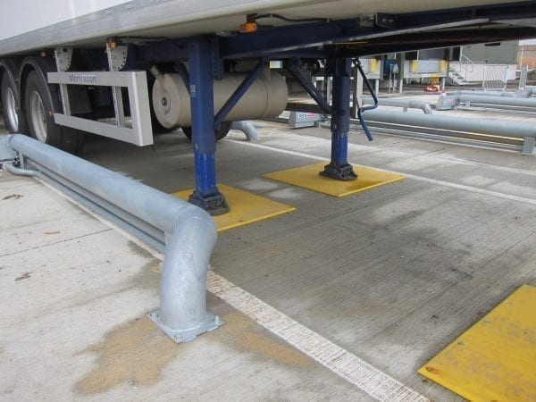 HGV Landing Plates