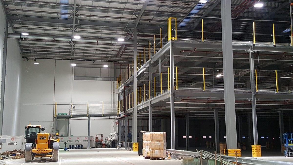 M&S Vertriebszentrum, Bradford