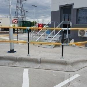 Fußgänger-Handlaufsysteme (HR50)