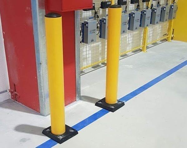 ImpactSAFE Protection Post