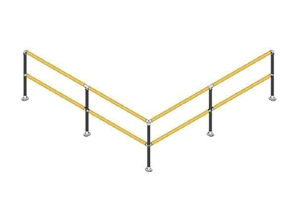 Pedestrian Handrail Systems (HR50)