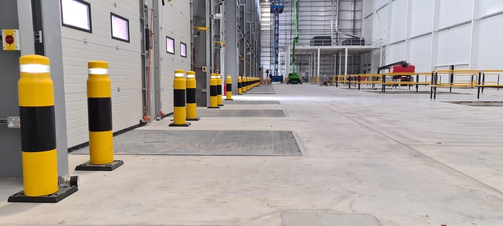 Die Bedeutung von hochsichtbaren Sicherheitseinrichtungen am Arbeitsplatz