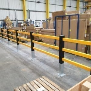 Safety Barriers & Guardrails