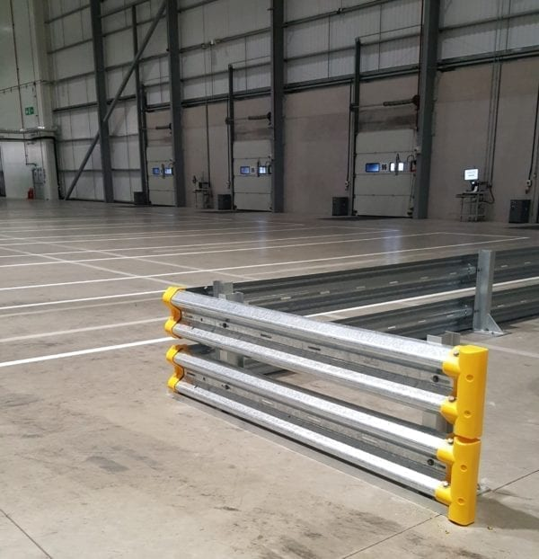 Armco 760D Safety Barrier