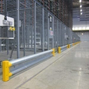 Armco 360 Safety Barrier