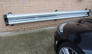 Wall Mounted Armco Top