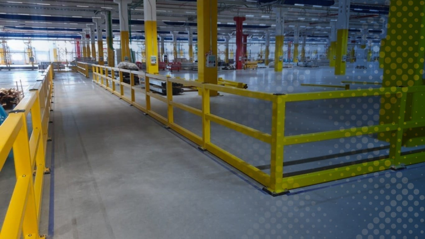 Are Your Safety Barriers Up To Scratch?
