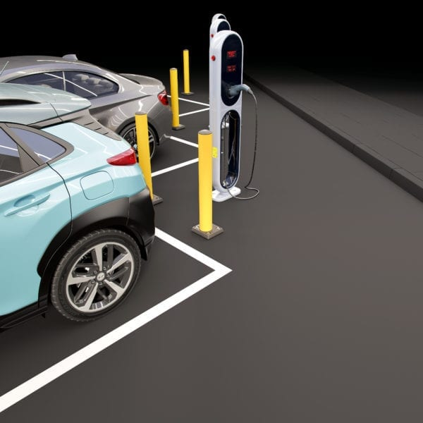 EV Charging Point Protection