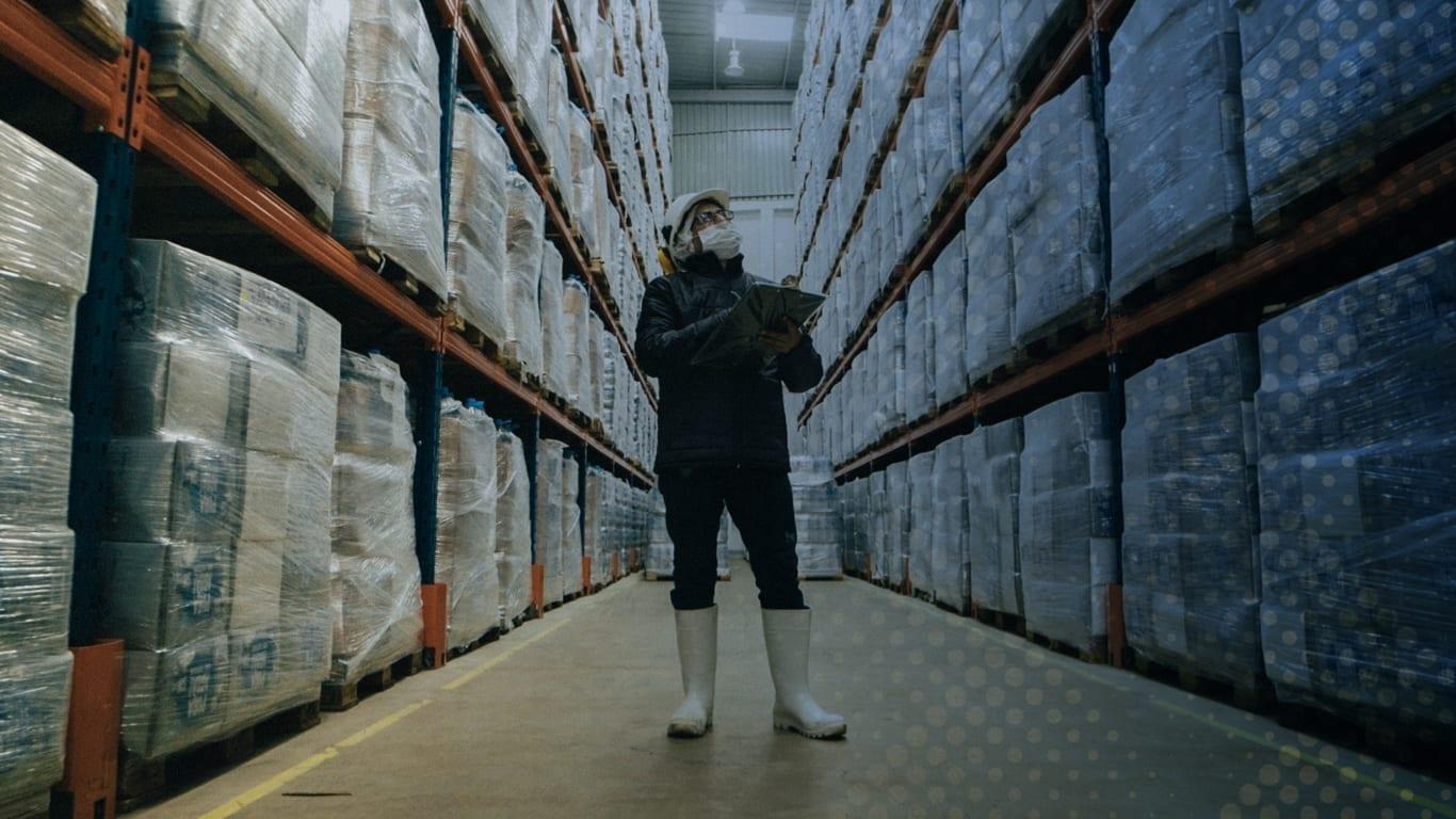 5 Produkte zur Verbesserung der Sicherheit in Lagerhäusern