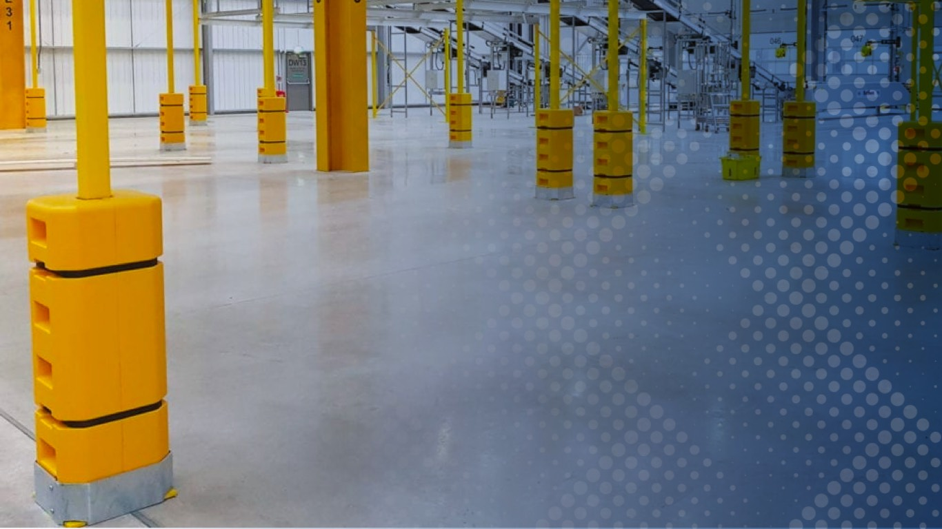 Products In Focus: Column Protectors For Your Warehouse