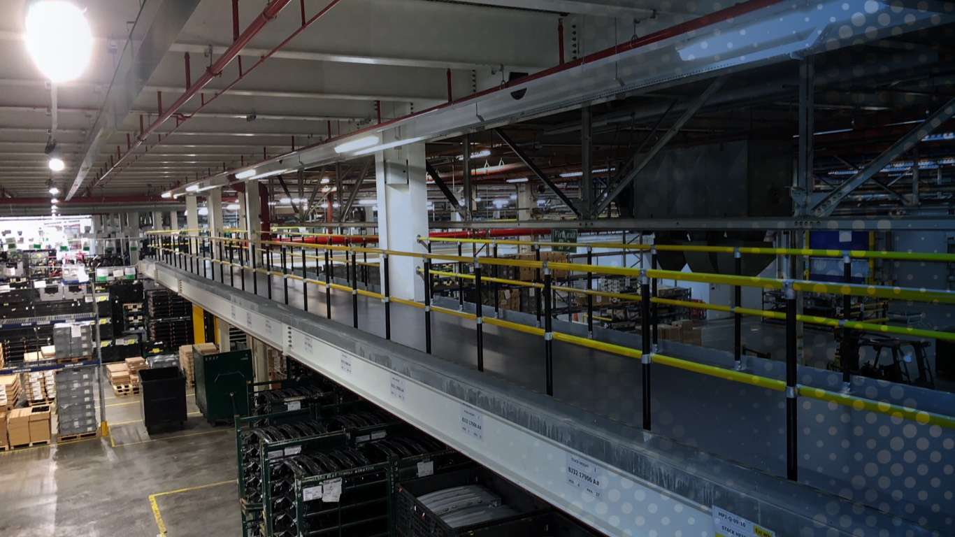 Products In Focus: Safety Barriers For Your Warehouse