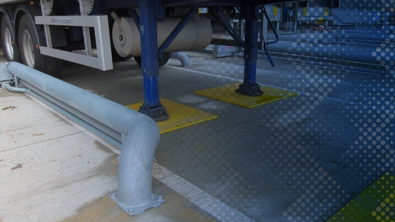 HGV Dock Protection Products: What Your Business Needs